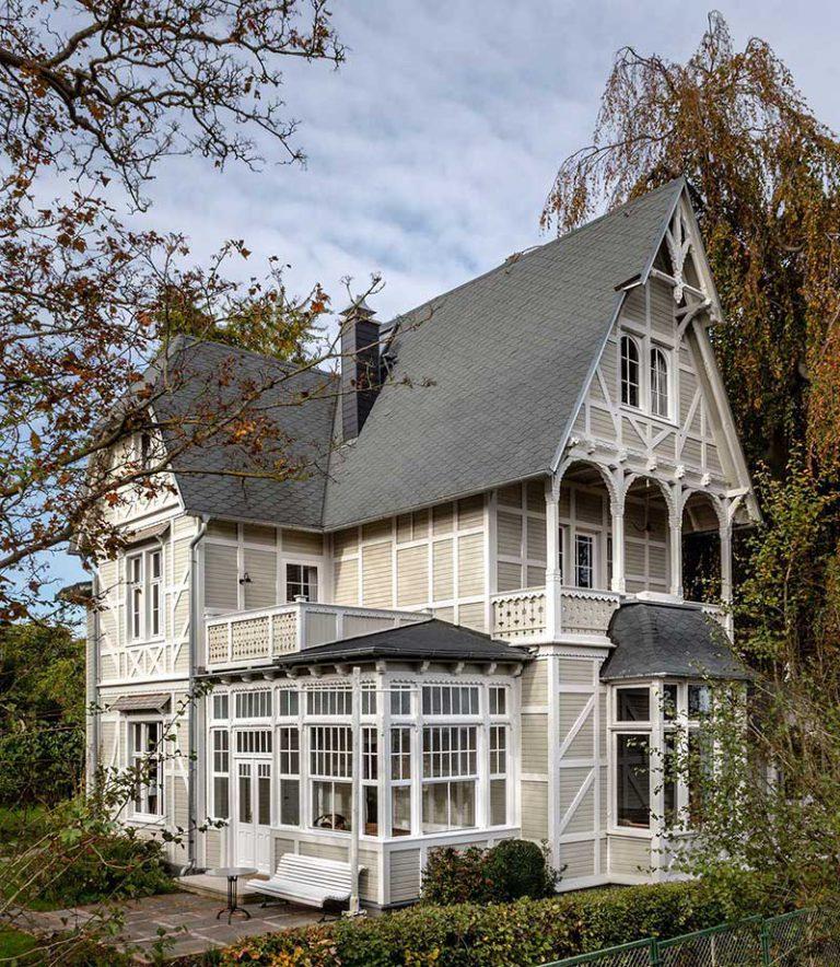 Die Villa Erika