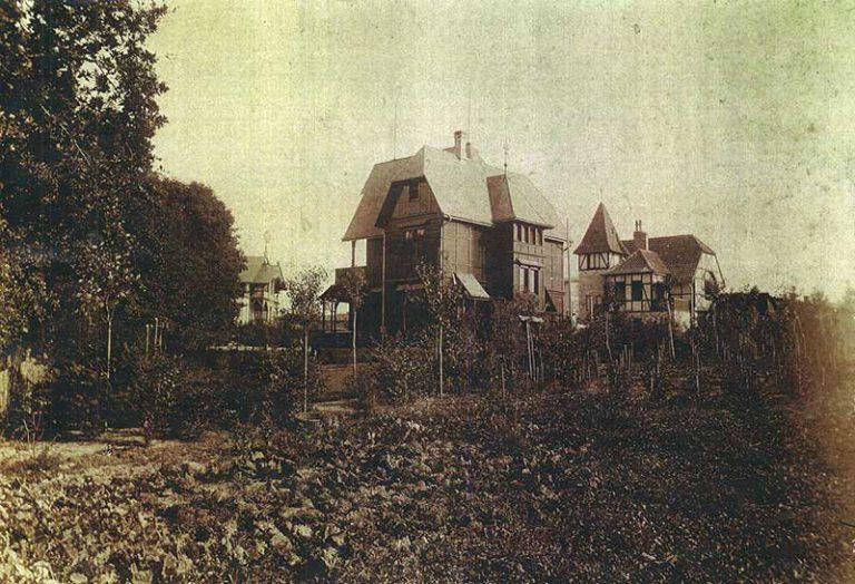 Erbaut im Jahr 1891